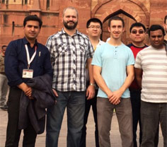 Mr. Talib - Tour Guide with Google Team from Usa