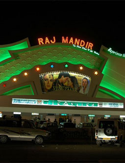 Raj Mandir Cinema Hall, Jaipur