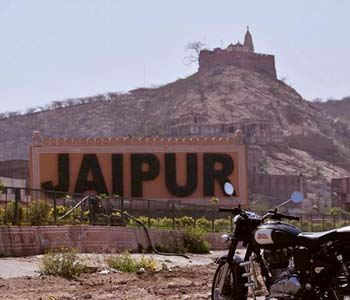 How to reach Jaipur