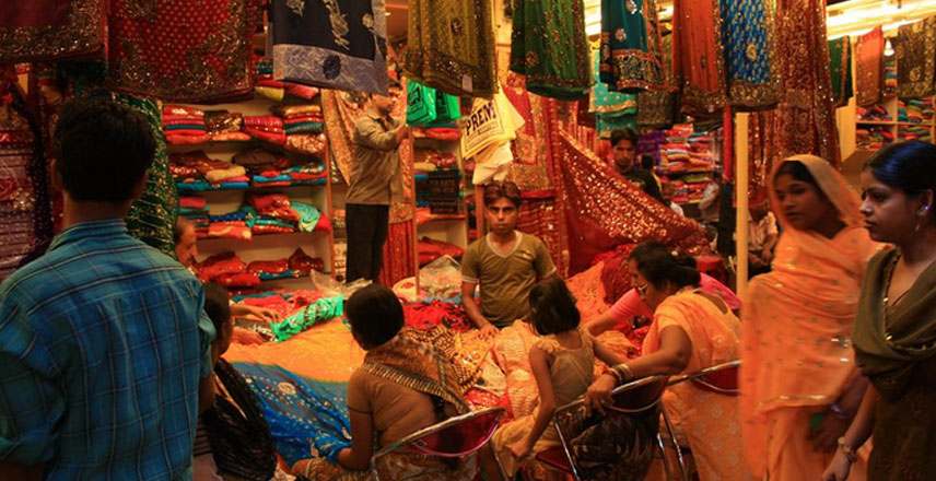 Jaipur Shopping Market